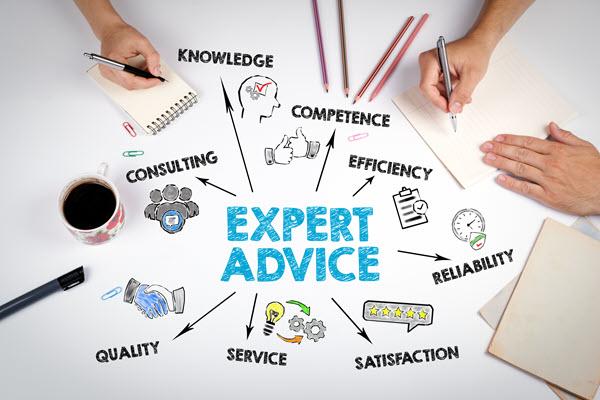 Du musst kein Experte sein