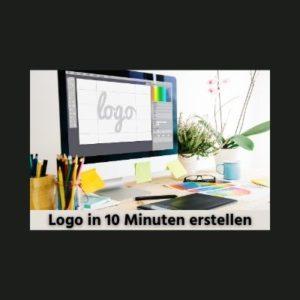 Logo in 10 Minuten erstellen