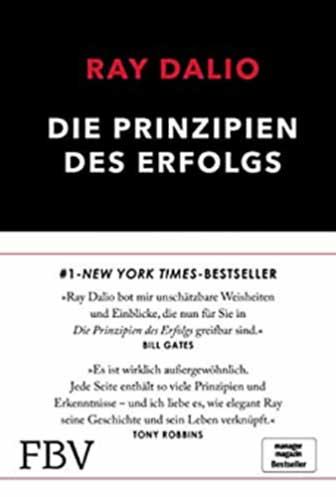 Ray Dalio - Die Prinzipien des Erfolgs