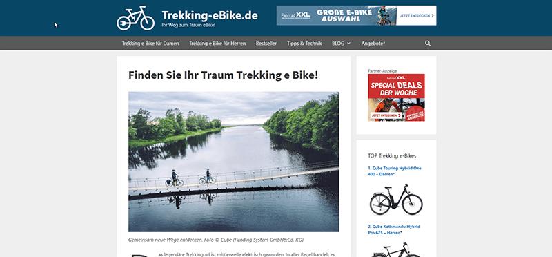 Projekte der Teilnehmer-17-Trekking E-Bike