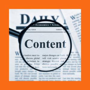 Content Ziele September 2020