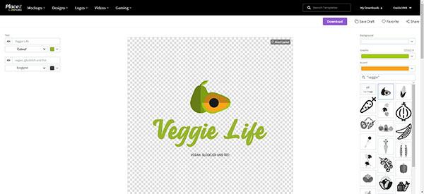 Logo bereit zum Download bei placeit.net